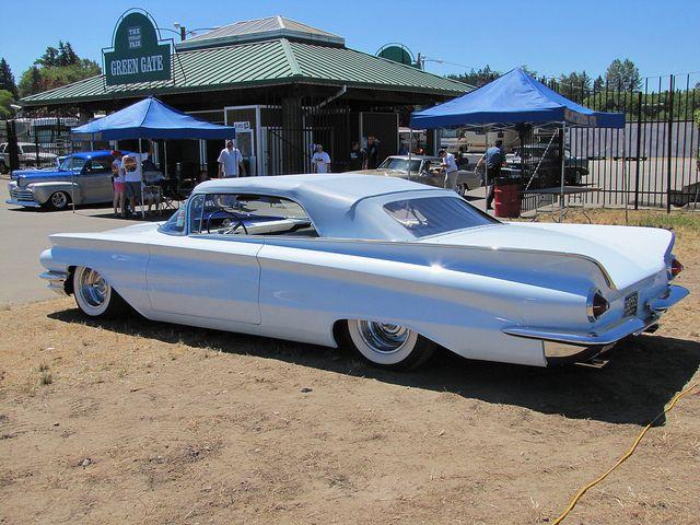 1960 Buick convertible by bballchico