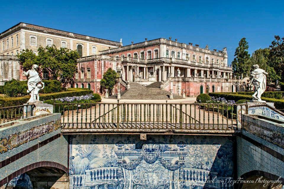 Palacio de Quielux, Portugal