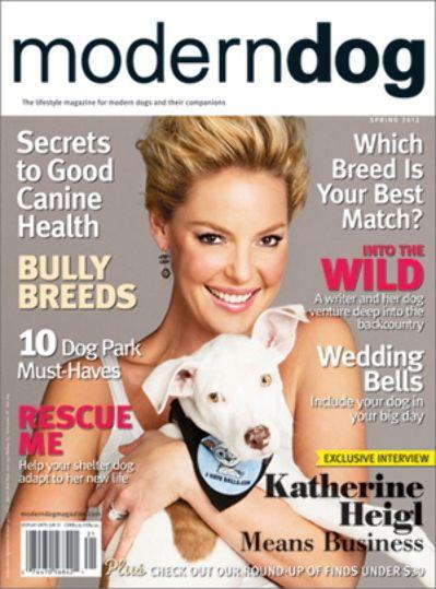 Modern Dog Subscription Dog Magazine Modern Dog Magazine Pets