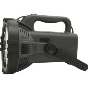 Sunforce 25 Million Candlepower Hid Rechargeable Spotlight Model 777809 Landscape Spotlights Hide Hid Xenon