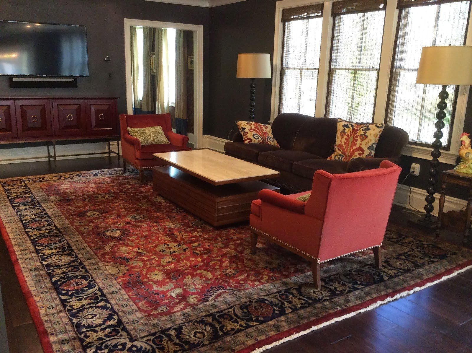35 Inspirational Comfortable Living Room Rugs   Living ...