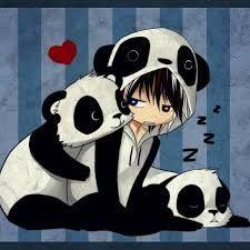Resultado De Imagem Para Anime De Menina Panda Anime Chibi