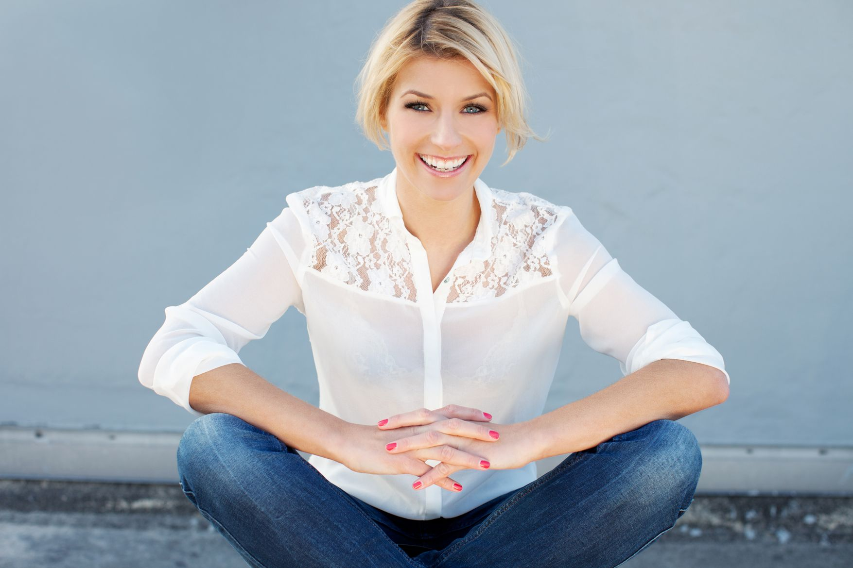 Annica Hansen - offizielle Homepage - Moderatorin -