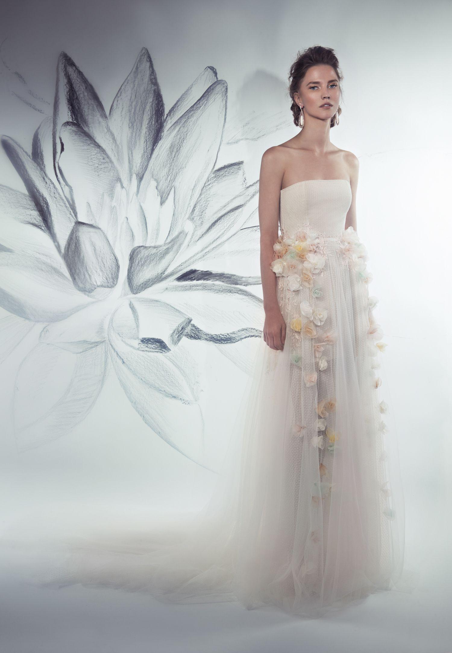 Collection 2015 Ann Lee Grebenau לי גרבנאו 2015 Wedding Dresses Wedding Evening Gown Wedding Dresses
