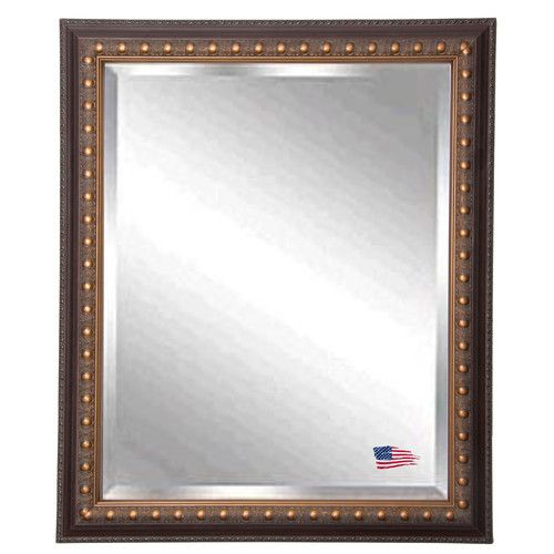 Found it at Wayfair - Jovie Jane Traditional Wall Mirror