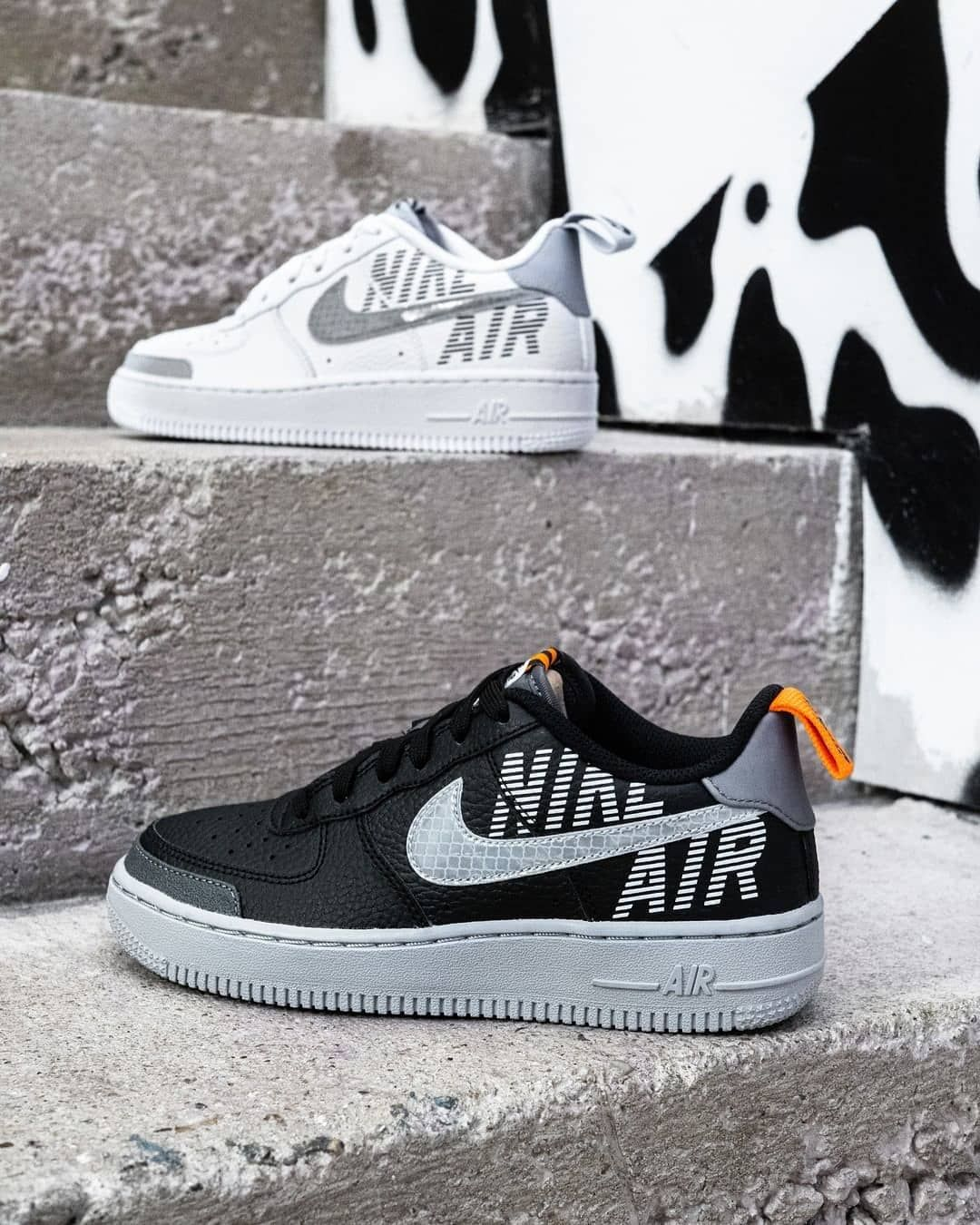 air force 1 swoosh homme