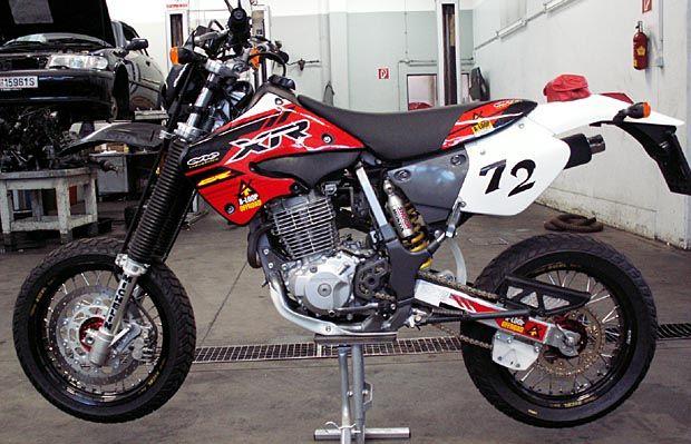Charmant Honda Xr 600 Kit Aloop