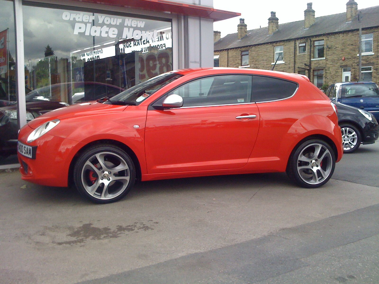 Hatchback window tints Huddersfield contact mark@automotivesolutions.co.uk for your quote