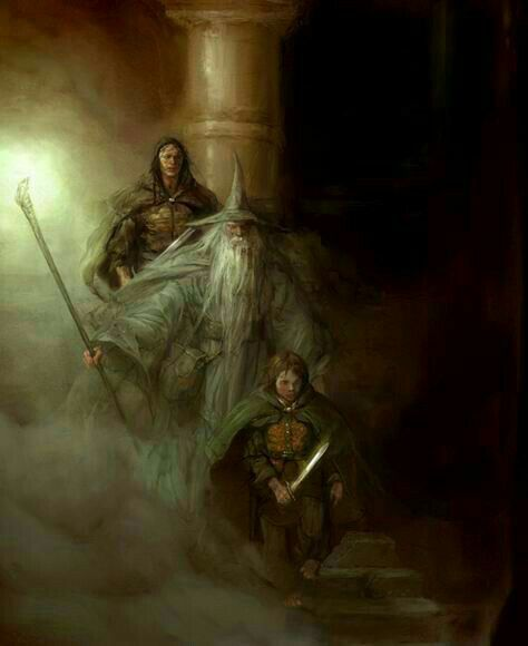 Justin Sweet Concept Art For The Lord Of The Rings The