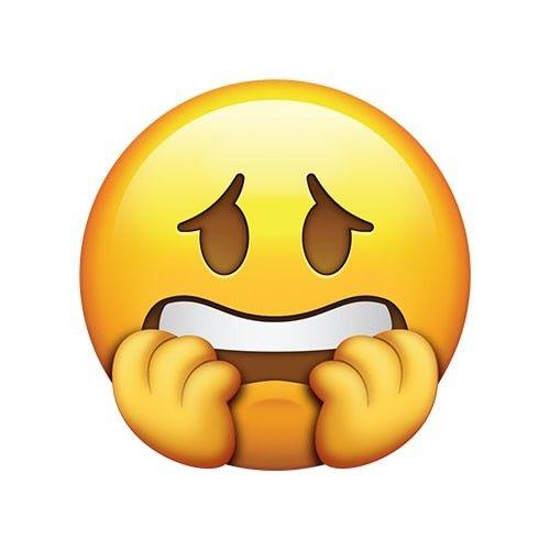 Emoji Asustado Cute Emoji Wallpaper Emoji Images Emoji Pictures