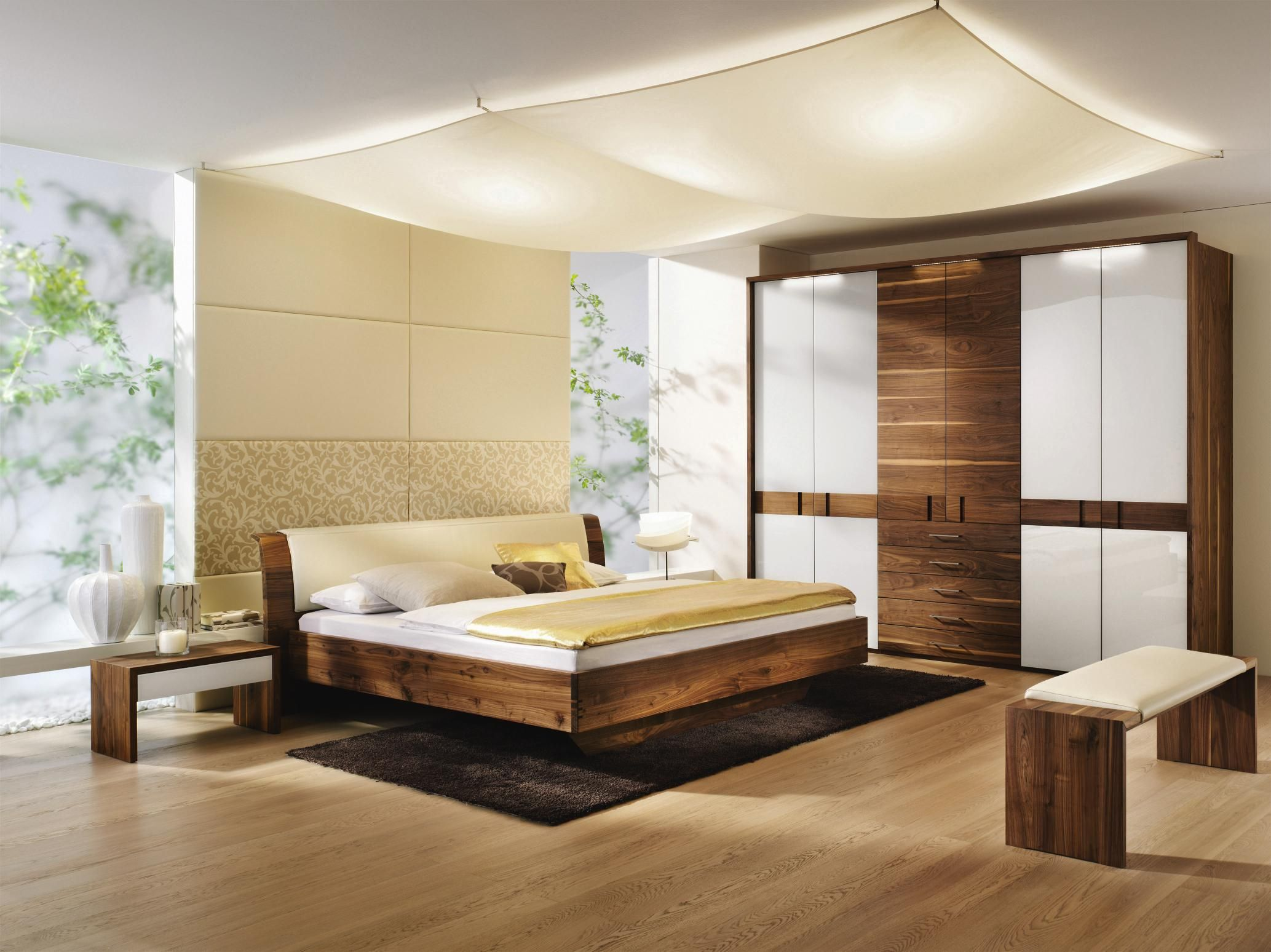 Modernes Schlafzimmer von ANREI: hochwertig und elegant  Schlafzimmer  Pinterest  Moderne ...