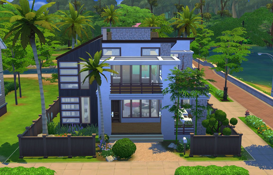 480f0ee93e74661e6f42ca33052673c4 - 47+ Apartment Sims 4 Small House Ideas Pictures