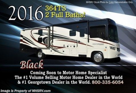 New 2016 Forest River Georgetown 364ts 2 Bath King Res Fridge W