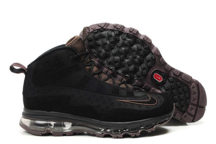 Nike Air Griffey Max 1 Shoes Black