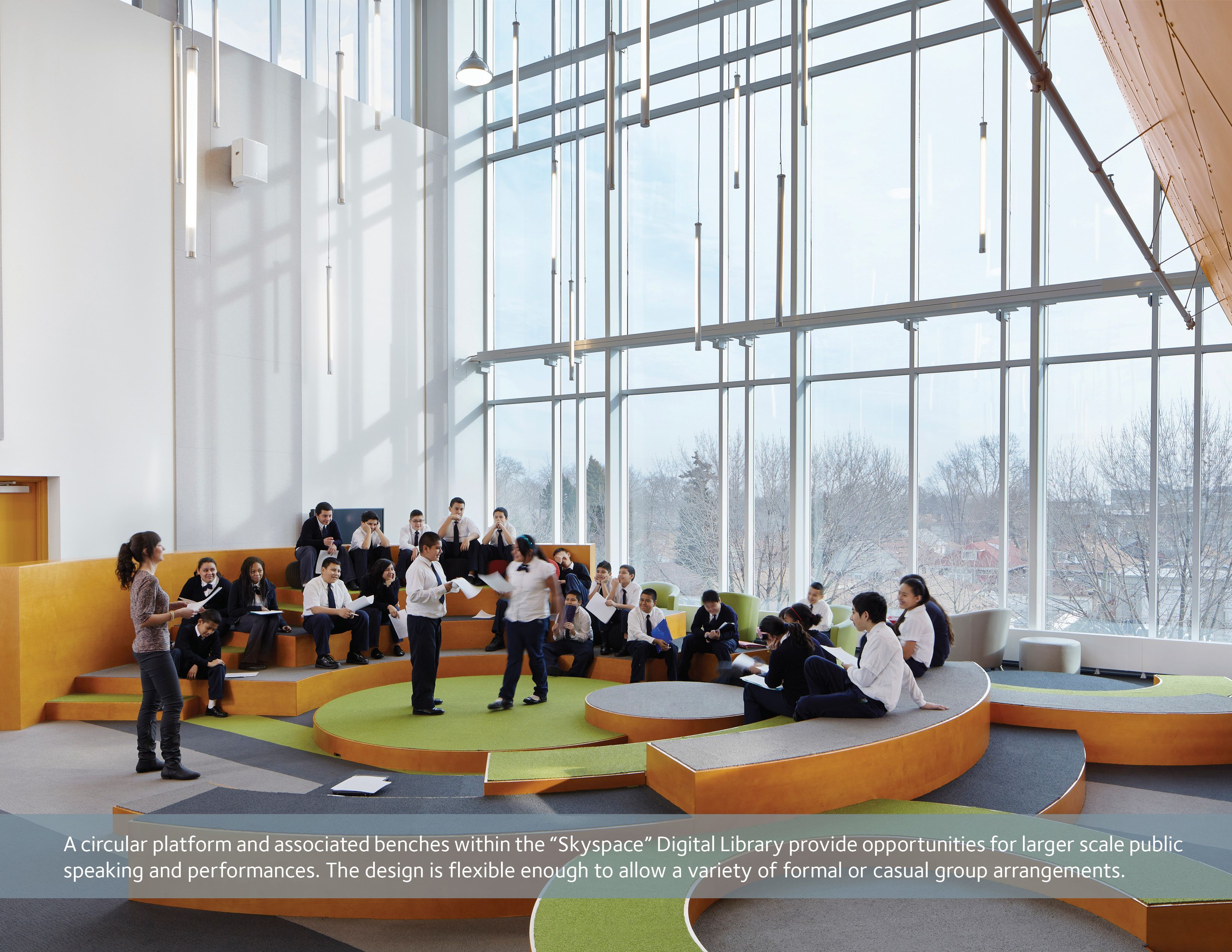 Design Excellence Awards American Institute of Architects school