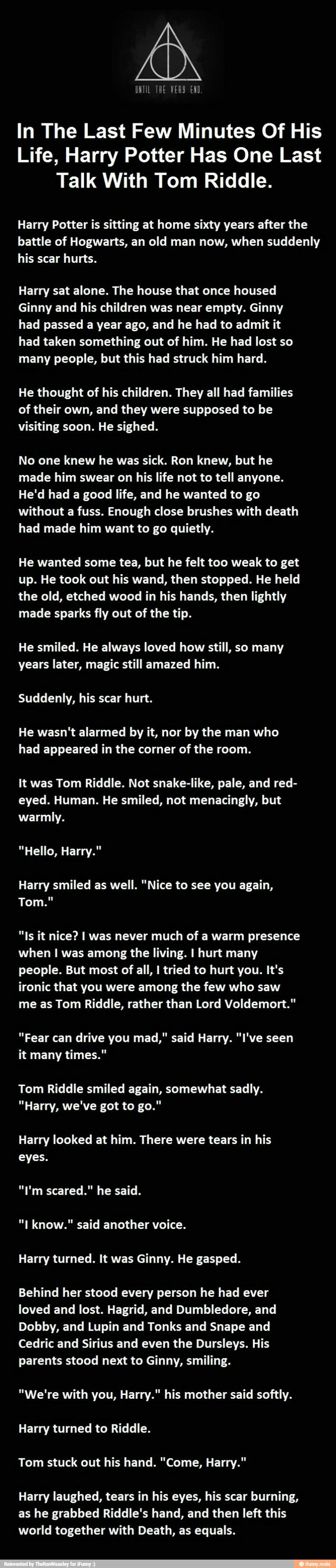 He greeted death as an old friend harry potter pinterest he greeted death as an old friend m4hsunfo