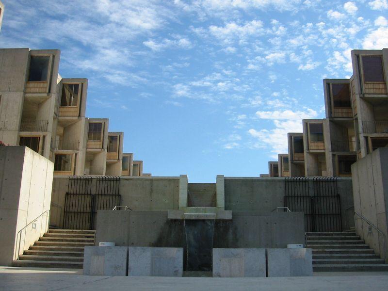 Salk Institute/Louis Kahn