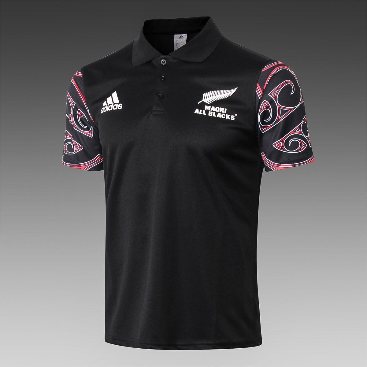 adidas Herren New Zealand All Blacks Rugby Trikot