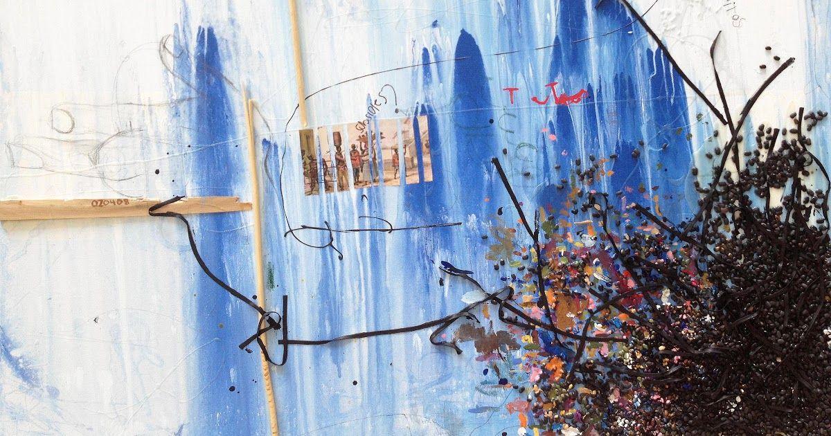 Paling Keren 30 Lukisan Dinding Warna Gambar Warna Biru