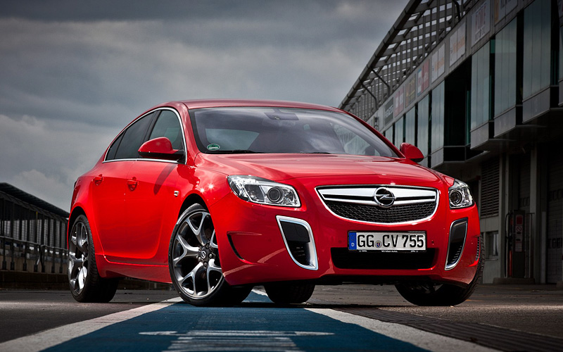 2011 Opel Insignia Opc Unlimited I 2020