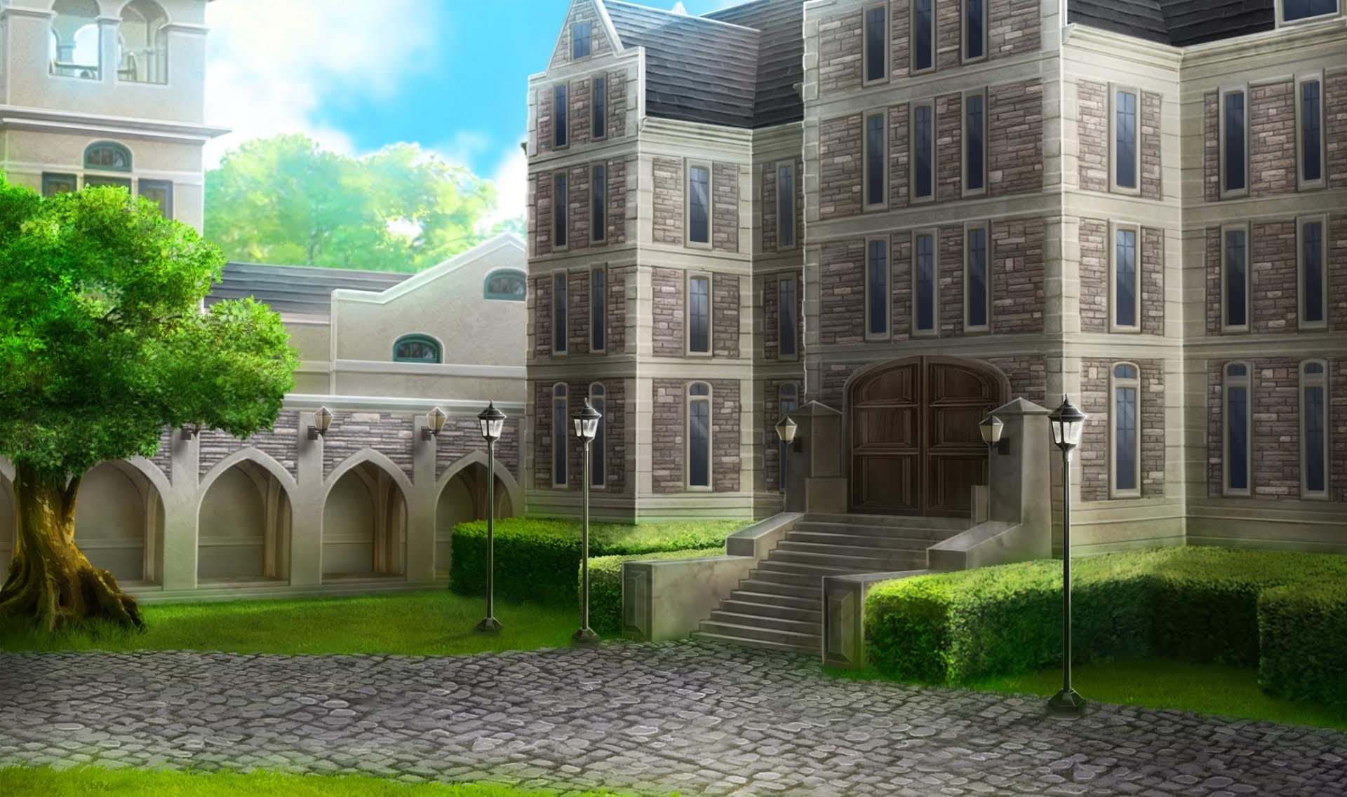 College Backgrounds Wallpapers