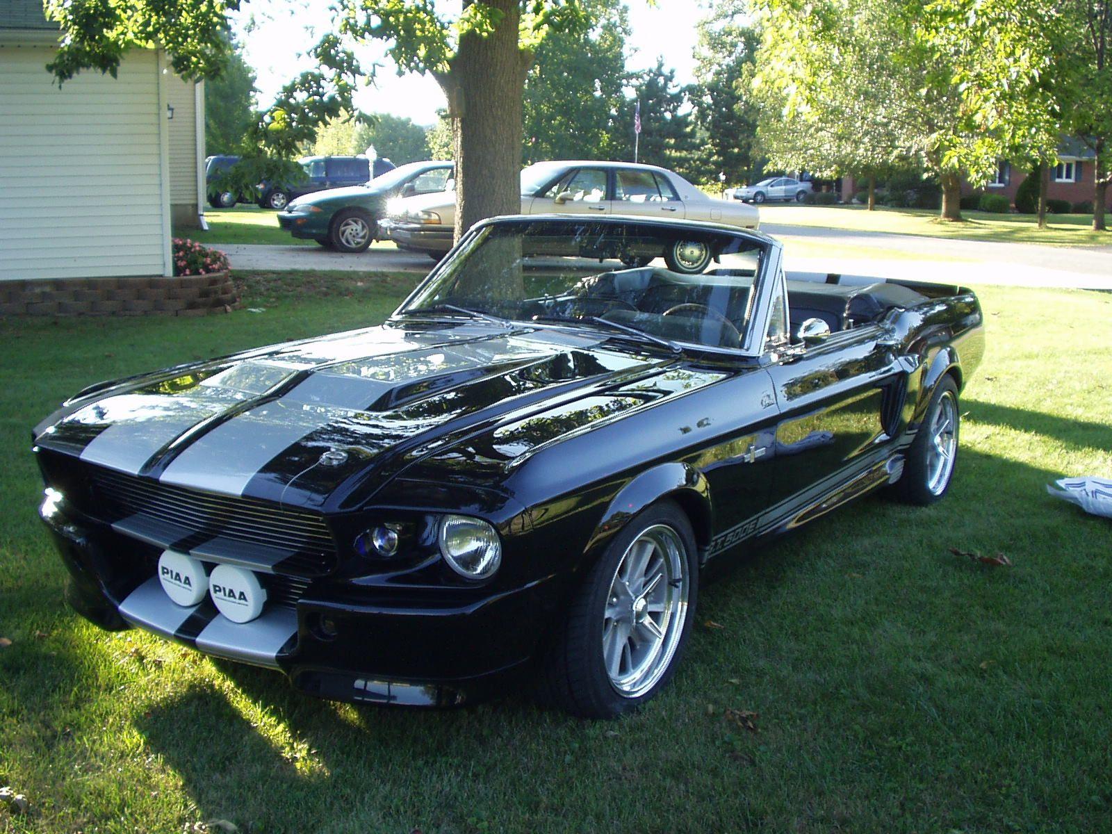 1967 Mustang Eleanor Build