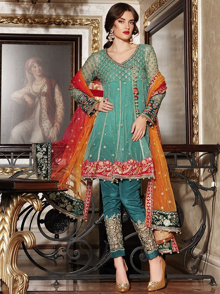Buy Latest (Designer Suits, Party wear Suits, Embroidered Suits ...