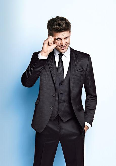 Alles f r deine hochzeit ideen inspirationen wedding hochzeitsanzug br utigam anzug und - Hochzeitsanzug hugo boss ...