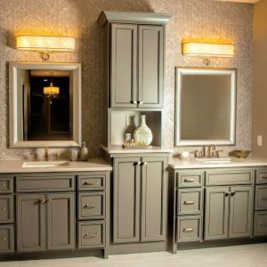 Innovative Bathroom Vanity With Linen Cabinet Linen Towers For intended for  sizing 768 X 1024 Bathroom Vanities With Matching Linen Tower - There are  vario