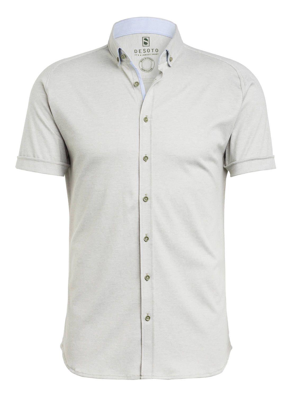 Halbarm-Jerseyhemd MODERN Extra Slim Fit von DESOTO bei Breuninger kaufen