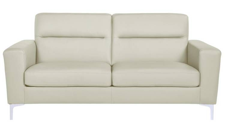 Cool Buy Argos Home Paolo 3 Seater Power Recliner Sofa Ivory Download Free Architecture Designs Terstmadebymaigaardcom