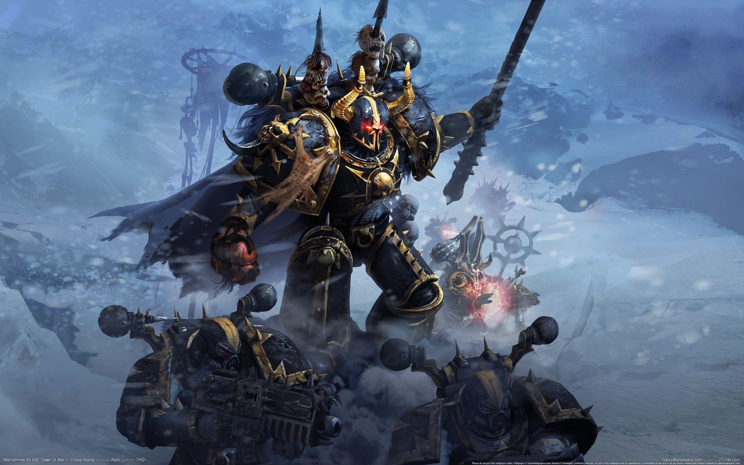 Warhammer Chaos Marines Black Legion Chaos Space Marines