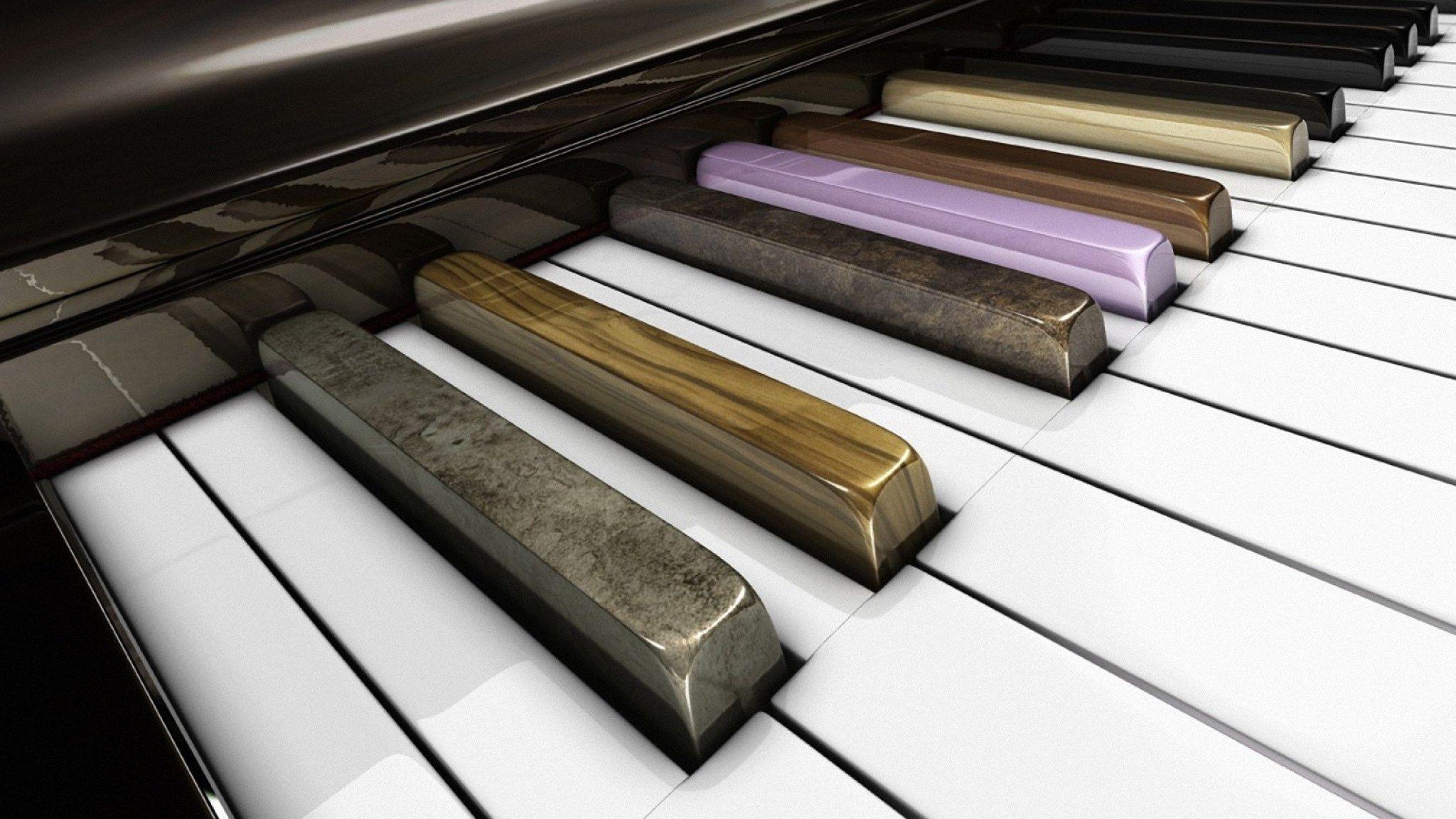 free desktop piano backgrounds