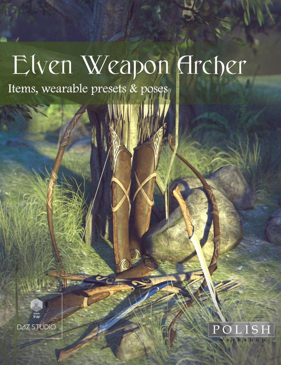 Elven Weapon Archer