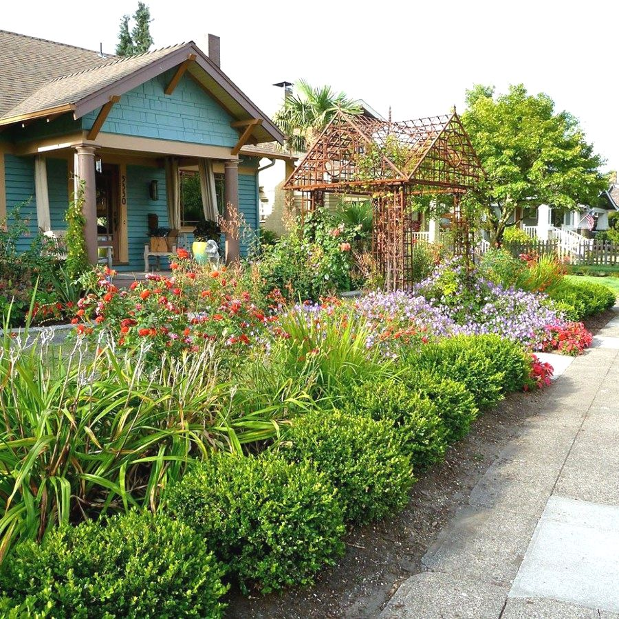 Creative Garden Designs You Can Build To Complement Your