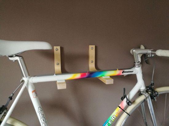 Bicycle Wall Hanger