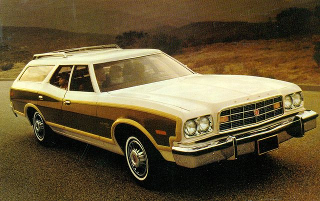 1973 Ford Ford Gran Torino Squire Station Wagon Station Wagon