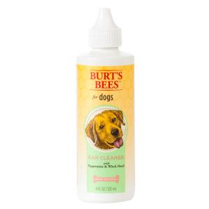 Burt S Bees Ear Cleaner For Dogs Petsmart Dog Ear Cleaner Dog Tear Stains Bee Dog
