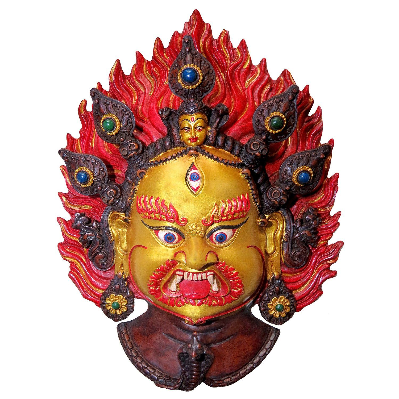 Amazon resin bhairavabhairavbhairabshiva mask hindu amazon resin bhairavabhairavbhairabshiva mask hindu hanging decorationshome amipublicfo Gallery