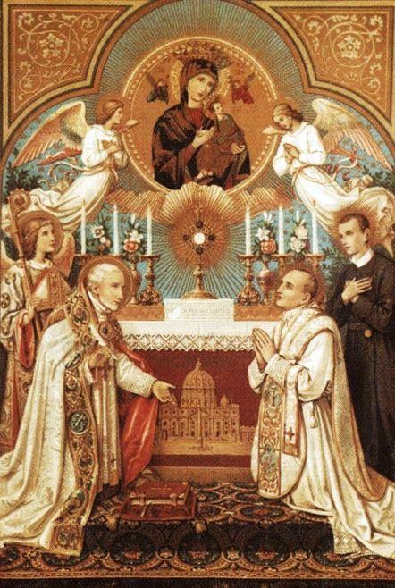 SANTA EUCARISTIA   Imagens católicas, Arte católica