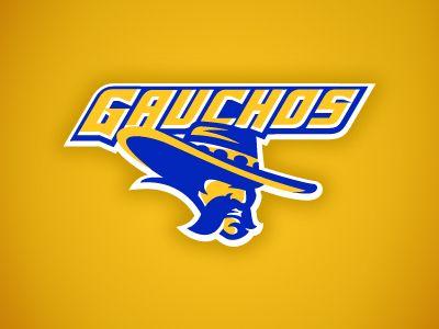 Ucsb Gauchos Sports Logo Design Sports Logo Construction Logo