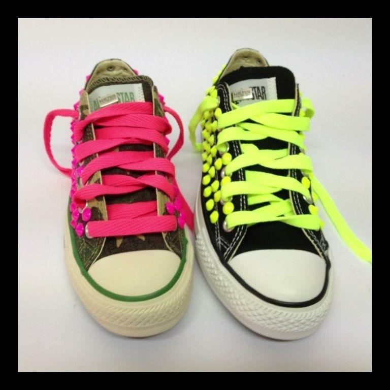 scarpe converse a rende