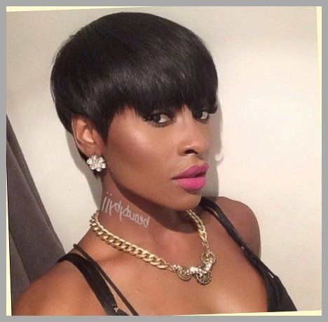 Mushroom Hairstyle find this pin and more on short haircuts by blackhairinfo Short Hairrrr On Pinterest Mushrooms Wigs For Black Women And Pertaining To Black Mushroom Hairstyle The Most Stylish Along With Stunning Black Mus