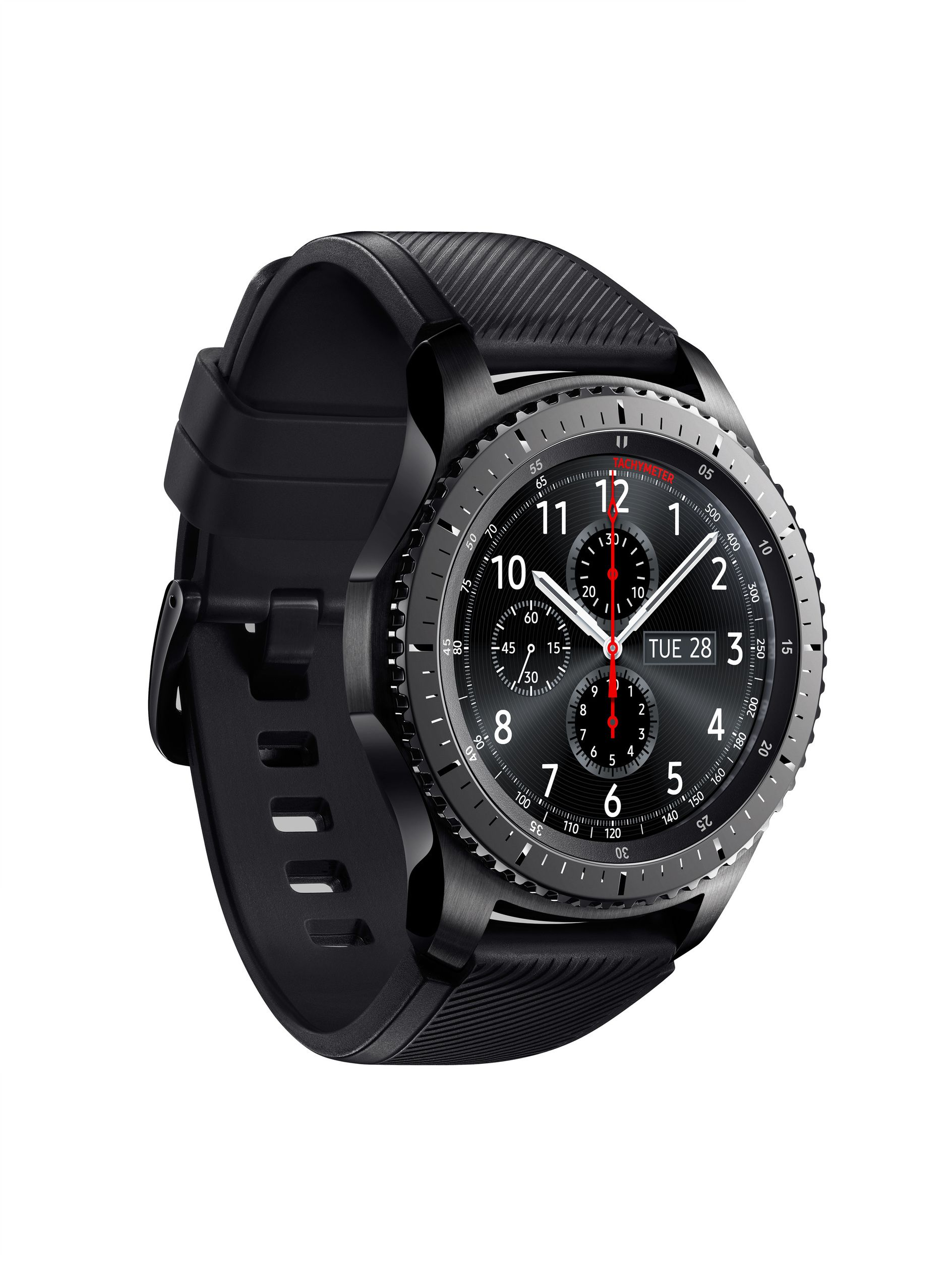 Samsung S Gear S3 Watches Are More Elegant And Rugged Than Ever Smart Watch Samsung Smart Watch Samsung Gear S3 Frontier