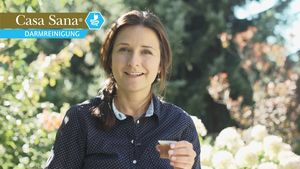 Video zu Casa Sana Darmreinigung
