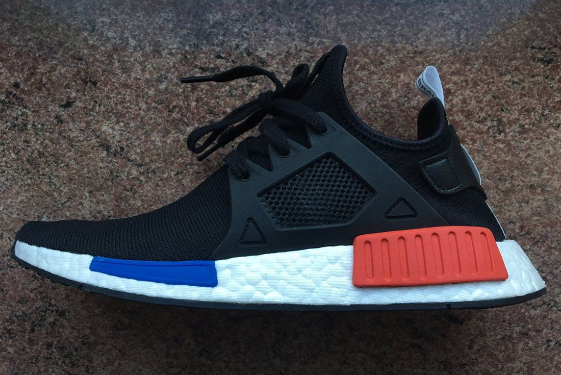 perhaps the most sought after nmd colourway the core black red