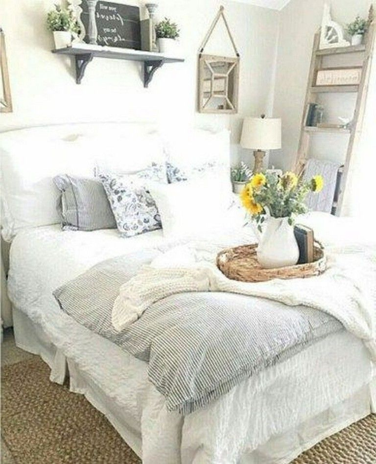 40 Guest Bedroom Ideas: 40+ Best Bedroom Decor And Design Ideas With Farmhouse Style - Page 40 Of 44