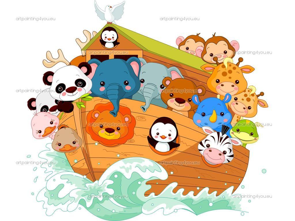 Arca De Noe Buscar Con Google Arca De Noe Desenho Animais Da