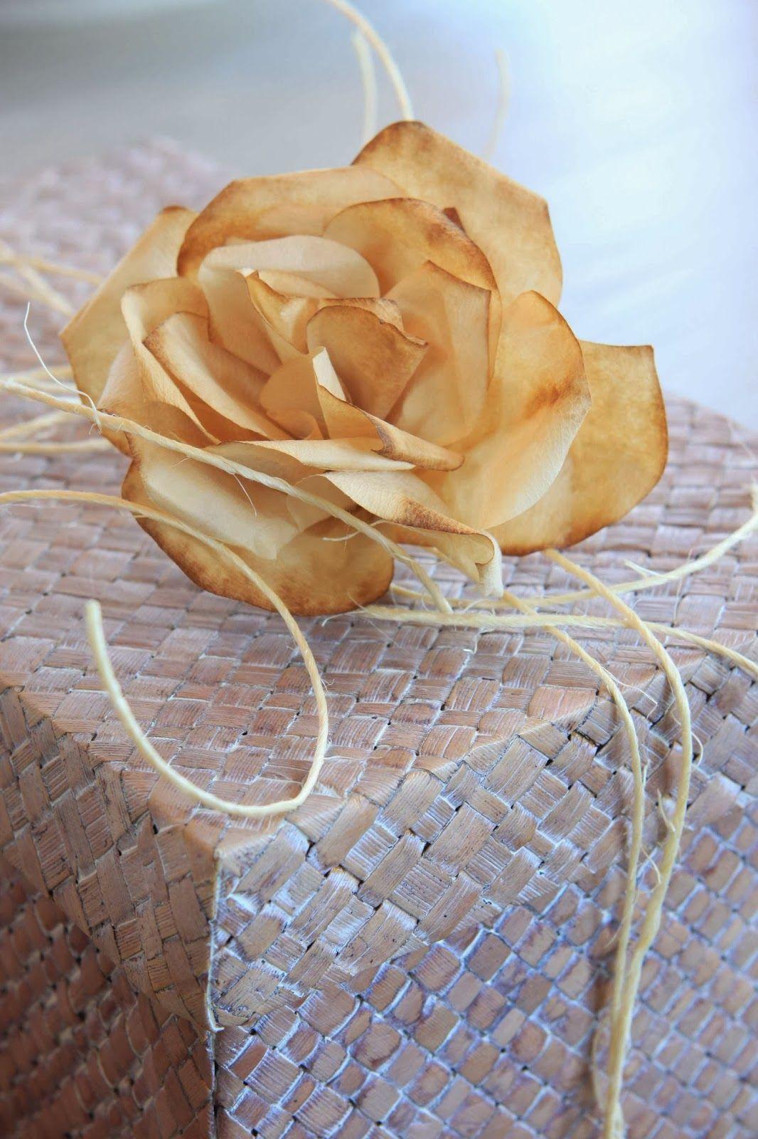 Det Kreative Værksted: Roser af kaffefiltre