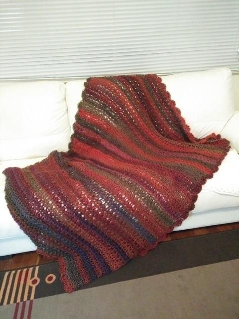 Tracey's rug by Lisa Crispin
